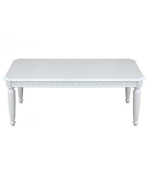 Table basse de salon laquée Elegance