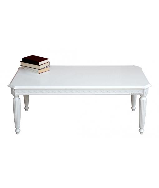 Table basse de salon laquée Élégance, RÉF : ER-236