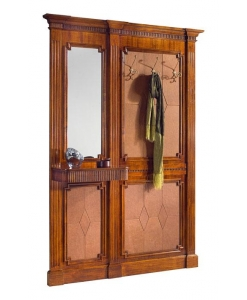 vestiaire meuble d 39 entr e classique en bois lamaisonplus. Black Bedroom Furniture Sets. Home Design Ideas