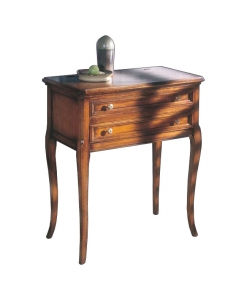 petit meuble, petit meuble téléphone, meuble en bois, ameublement classique