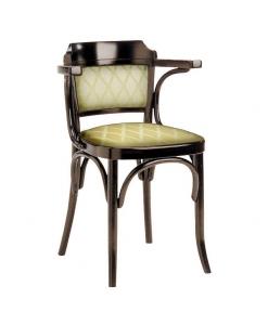 Chaise avec accoudoirs, Chaise haute, chaise avec accoudoirs