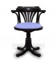 fauteuil tournant, fauteuil tournant noir, fauteuil pour bureau, fauteuil pour écritoire, fauteuil de travail