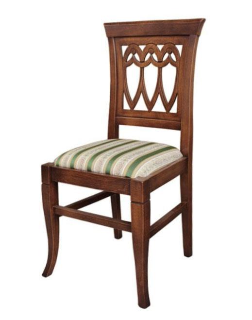 Chaise en bois massif h l ne lamaisonplus - Sedie per sala da pranzo prezzi ...