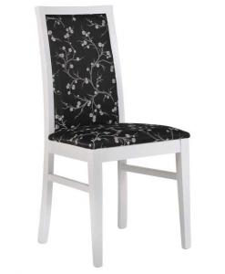 chaise design en bois massif