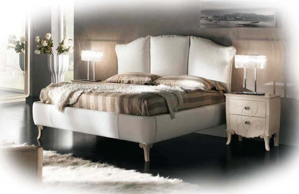 lit rembourr deux places lamaisonplus. Black Bedroom Furniture Sets. Home Design Ideas