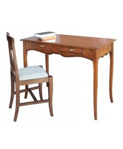 Bureau stylisé, bureau classique, bureau en bois, ameublement pour le bureau, ameublement classique