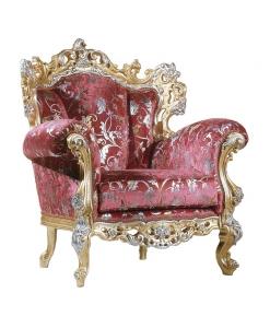 fauteuil, fauteuil majestueux, fauteuil haut de gamme