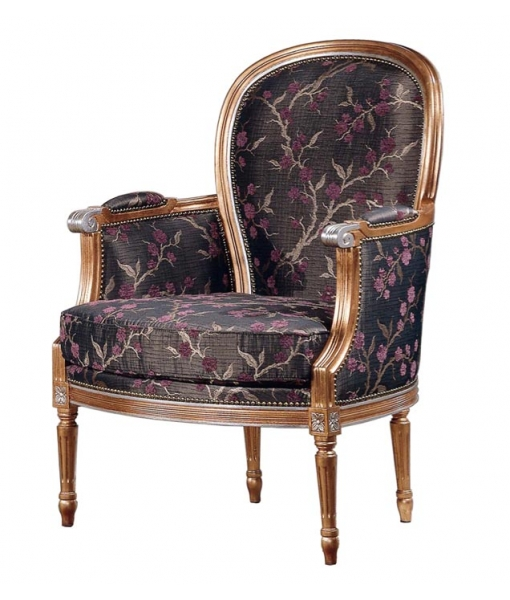 fauteuil classique lamaisonplus. Black Bedroom Furniture Sets. Home Design Ideas