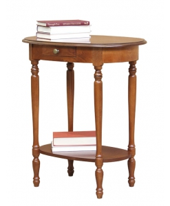 petite table ovale