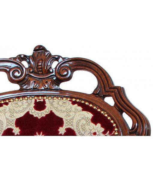 Fauteuil pivotant classique, fauteuil de bureau