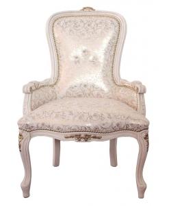 fauteuil, fauteuil pour la chambre à coucher, fauteuil classique,