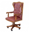 Fauteuil présidentiel, fauteuil tournant de bureau