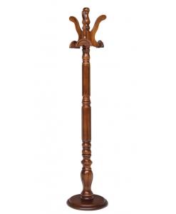 Portemanteau sur pied classique en bois Arteferretto