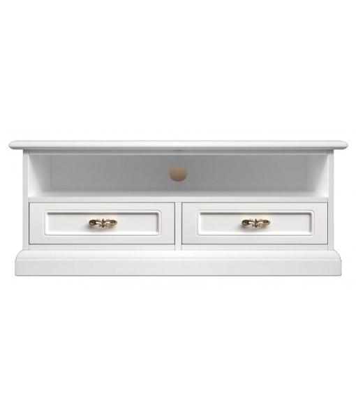 meuble tv barre de son 2 tiroirs lamaisonplus. Black Bedroom Furniture Sets. Home Design Ideas