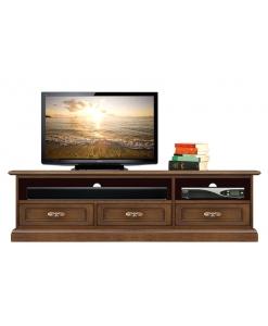 meuble tv barre de son, meuble tv, meuble tv basse, meuble tv en bois, meuble tv pour le salon