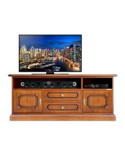 meuble tv barre de son, meuble tv, meuble tv en bois, meuble classique, ameublement de style, ameublement classique pour le salon