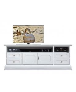 meuble tv largeur 160 cm