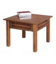 Table basse carrée de salon