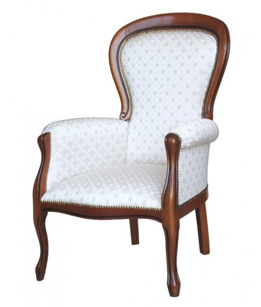 Fauteuil style Louis Philippe réf. TP-43