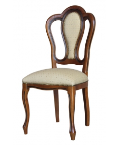 chaise, chaise classique, chaise en bois, chaise salon