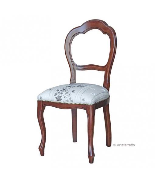 Chaise classique Arc, RÉF : VIS-400