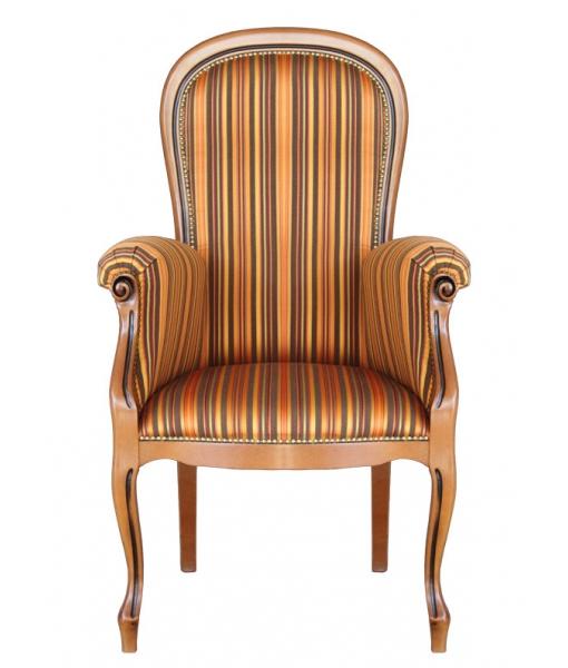 fauteuil assise haute