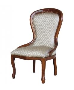 fauteuil, fauteuil classique, fauteuil en bois, fauteuil pour la chambre à coucher