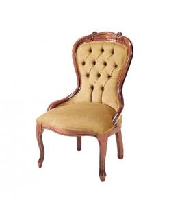 fauteuil, fauteuil classique, ameublement pour la chambre à coucher, ameublement classique,