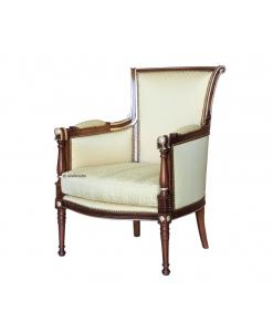Fauteuil classique, fauteuil de salon