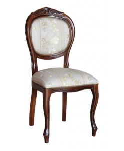 Chaise classique en bois sculpté Arteferretto