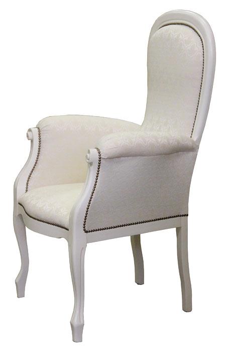 fauteuil voltaire assise haute lamaisonplus. Black Bedroom Furniture Sets. Home Design Ideas