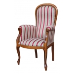 fauteuil, fauteuil classique, fauteuil de style, ameublement pour le salon, ameublement de style classique