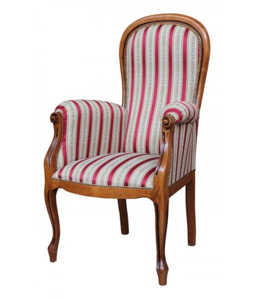 fauteuil voltaire plus assise haute lamaisonplus. Black Bedroom Furniture Sets. Home Design Ideas