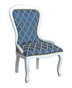 fauteuil, fauteuil classique, fauteuil en bois, ameublement zone nuit