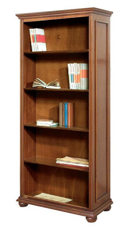 biblioth que style classique lamaisonplus. Black Bedroom Furniture Sets. Home Design Ideas