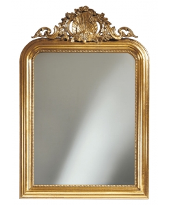 Miroir classique Empire Arteferretto