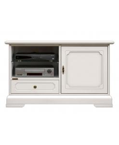 meuble tv, meuble tv laqué, meuble en bois, ameublement pour le salon