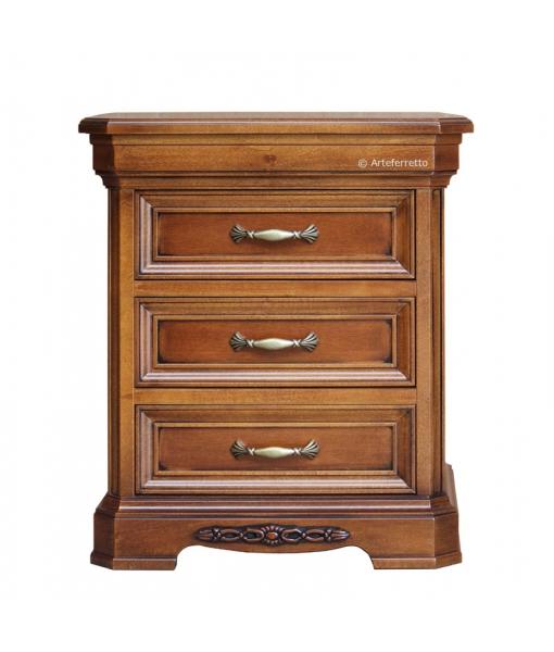 Table de chevet classique, RÉF : NB-303