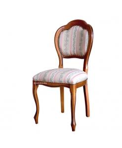 Chaise classique, chaise classique en bois, chaise style classique, chaise pour salle à manger classique