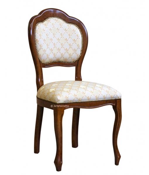 chaise classique arco plus lamaisonplus. Black Bedroom Furniture Sets. Home Design Ideas