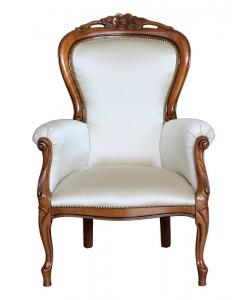 fauteuil sculpté, fauteuil de relaxation