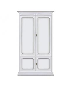 armoire pour chambre, armoire deux portes