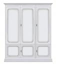 armoire, armoire blanche, armoire chambre à coucher