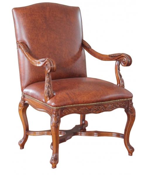 fauteuil classique lord byron lamaisonplus. Black Bedroom Furniture Sets. Home Design Ideas