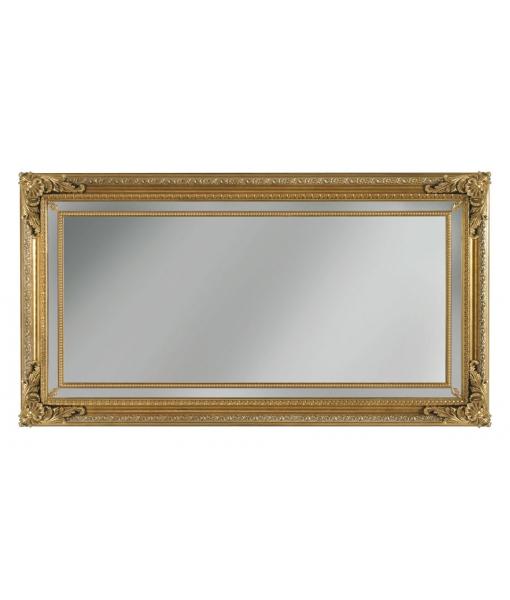 Specchiera con fregi in legno, codice articolo: AA-2071