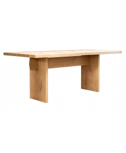 table, table en bois massif, table design