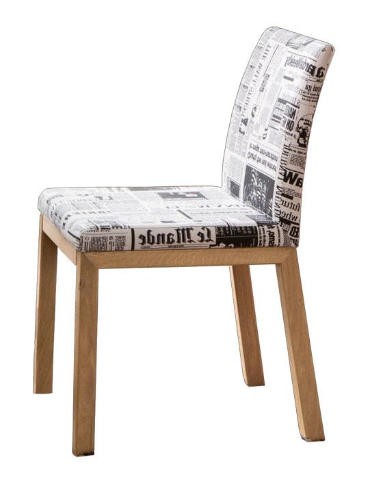 chaise times style contemporain lamaisonplus. Black Bedroom Furniture Sets. Home Design Ideas