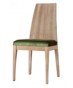 Chaise en bois massif , chaise en hêtre, chaise bois naturel