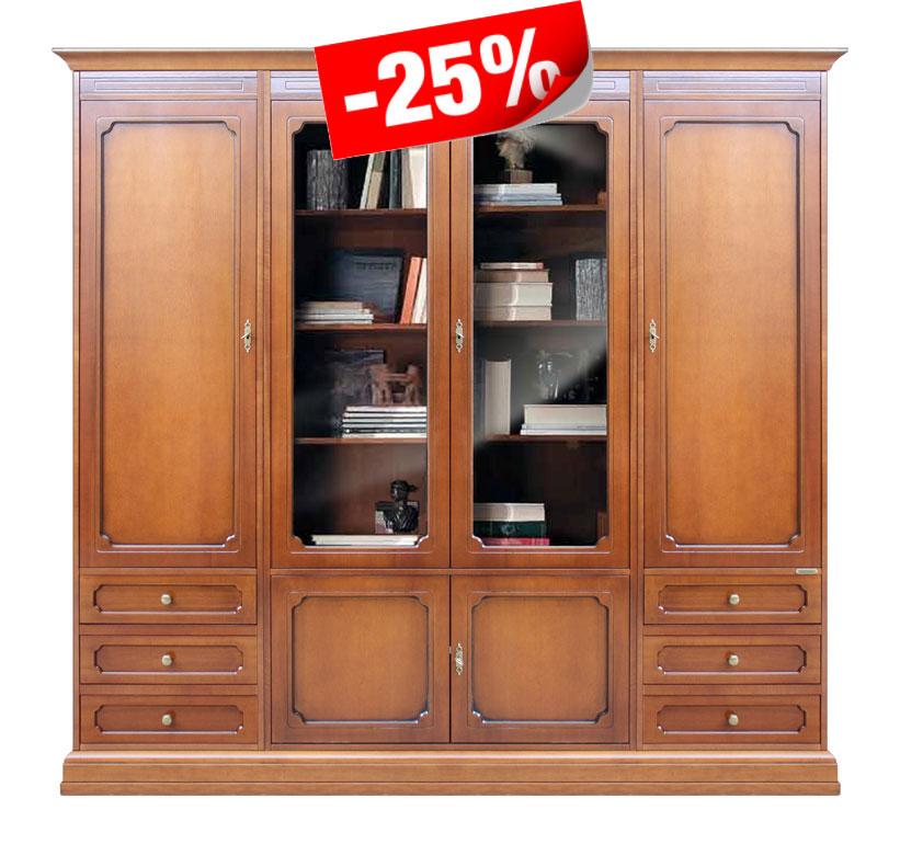 meuble biblioth que mural lamaisonplus. Black Bedroom Furniture Sets. Home Design Ideas