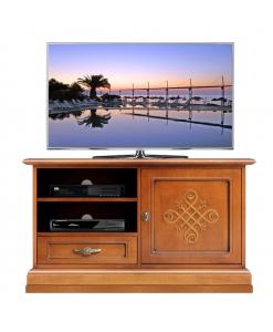 meuble tv de style, meuble tv fonctionnel, support téléviseur